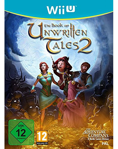 Book of Unwritten Tales 2  WiiU