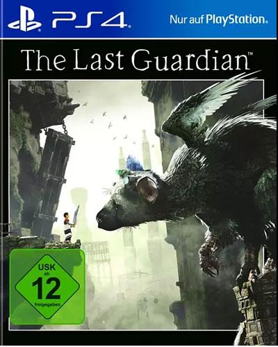 Last Guardian  PS-4