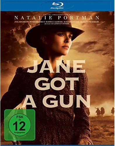 Jane got a Gun BR