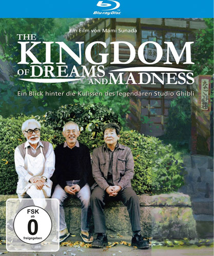 Kingdom of Dreams and Madness BR