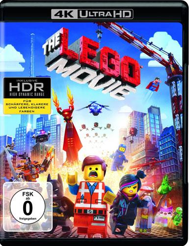 Lego Movie, The #1 (UHD)  4K Ultra HD Min: 105/DD5.1/WS