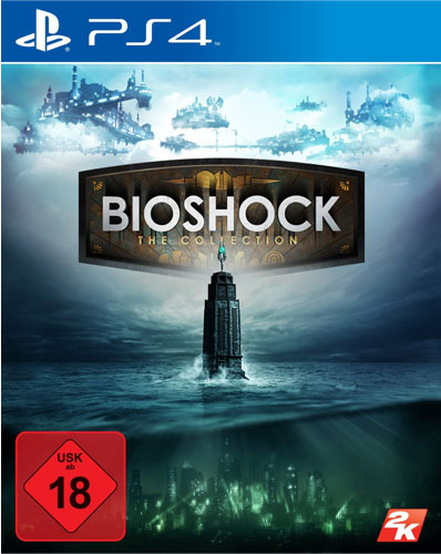 Bioshock Complete Collection  PS-4