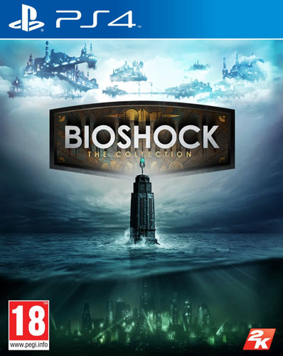 Bioshock Complete Collection  PS-4  AT