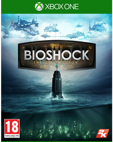 Bioshock Complete Collection  XB-One AT