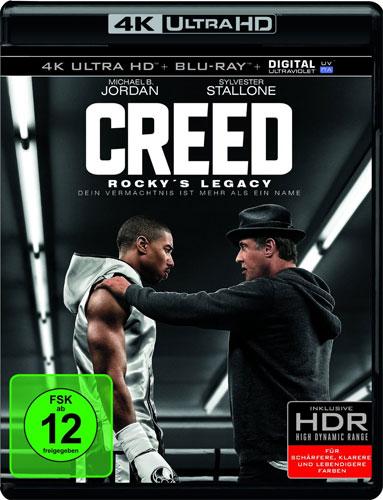 Creed (UHD) Min: 133/DD5.1/WS    4K Ultra HD