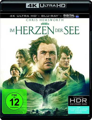 Im Herzen der See (UHD) Min: //   4K Ultra HD