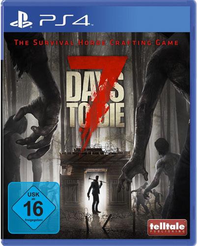 7 Days to Die  PS-4 Sprache: englisch / Text:deutsch