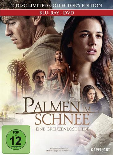 Palmen im Schnee BR DVD LCE Mediabook