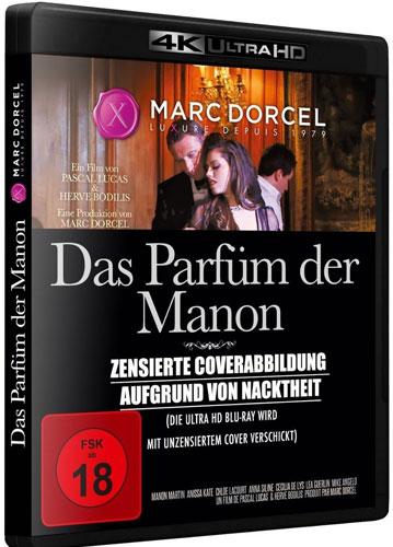 Parfüm der Manon, Das (UHD) 4K Min: 77/DD/WS  Marc Dorcel, Intimatefilm