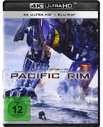 Pacific Rim #1 (UHD) Min: 131/DD5.1/WS    4K Ultra HD