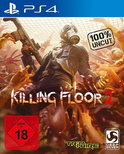 Killing Floor 2  PS-4 uncut