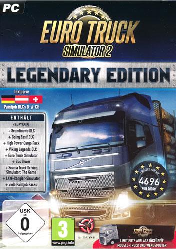 Euro Truck Simulator 2  PC Legend.LIMIT.