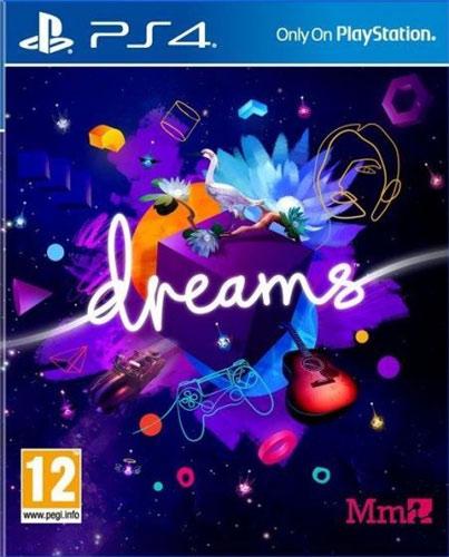 Dreams  PS-4  PEGI