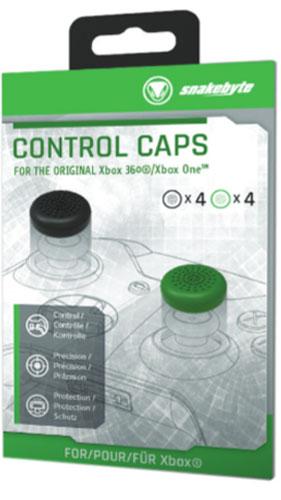 XB-One Controller Caps 8-er SNAKEBYTE