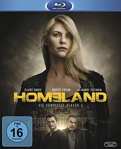 Homeland - Season 5 (BR) 3Disc Min: /DD5.1/WS