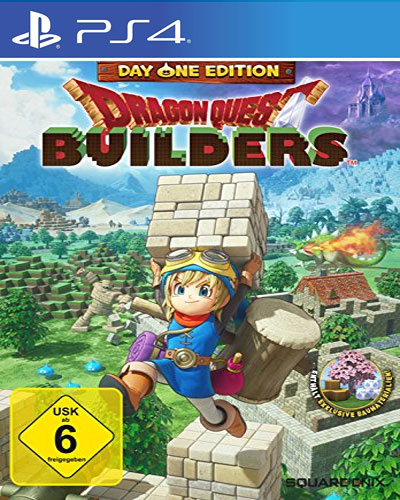 Dragon Quest Builders  PS-4 D1