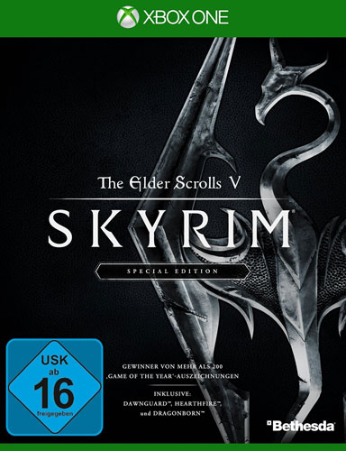 Skyrim  XB-One  S.E. inkl 3 DLC  The Elder Scrolls
