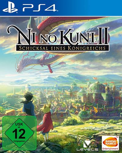 Ni No Kuni 2  PS-4 Schicksal eines Königreichs