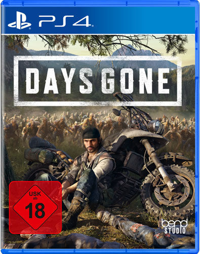 Days Gone  PS-4