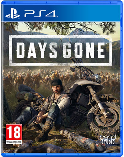 Days Gone  PS-4  AT