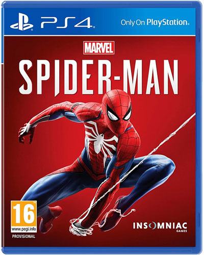 Spiderman  PS-4  AT