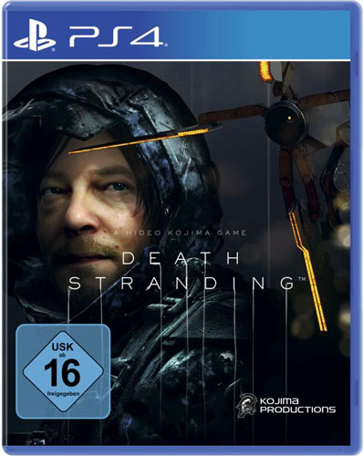 Death Stranding  PS-4