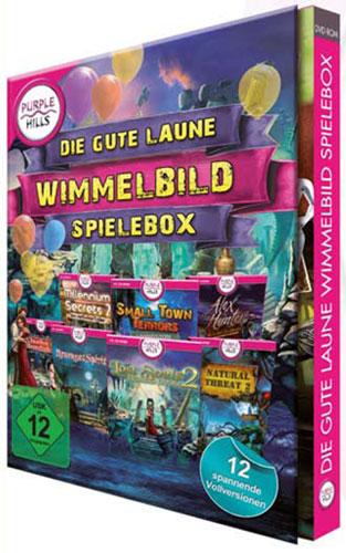 Gute Laune Wimmelbild-Spielebox, Die  PC