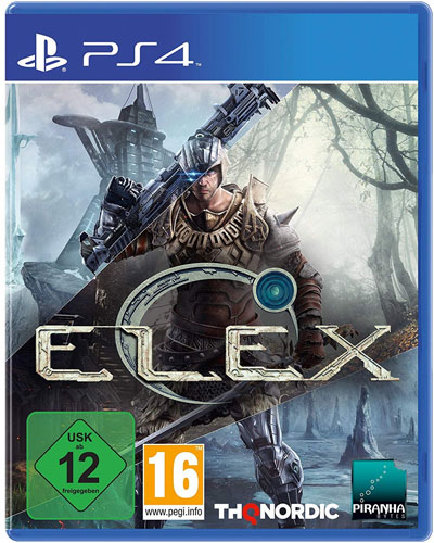 ELEX  PS-4