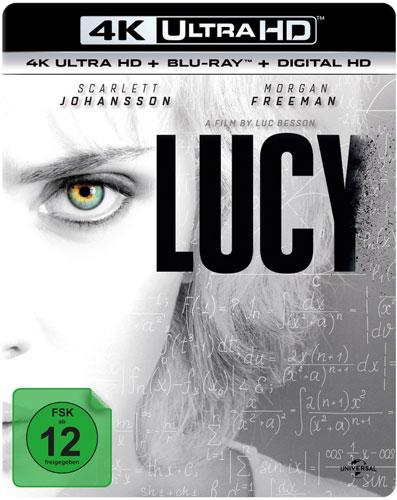 Lucy (UHD+BR)  2Disc Min: 89/DD5.1/WS