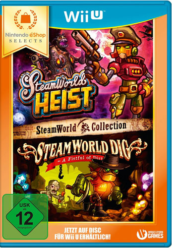SteamWorld Collection  WiiU eShop SELECTS