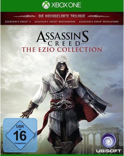 AC  Ezio Collection  XB-One Teil 2 + Brotherhood + Revelations