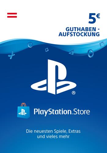 PSN Code  5  Euro AT Code wird als PDF Datei geliefert PlayStation Network