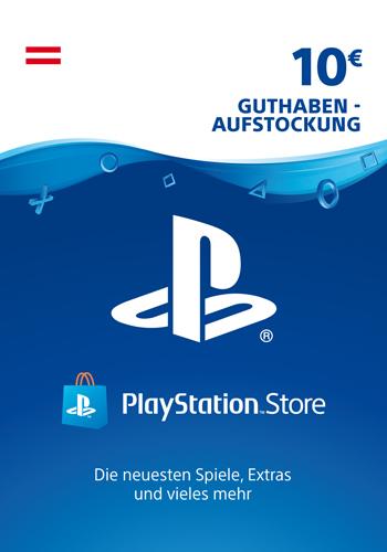 PSN Code 10  Euro AT Code wird als PDF Datei geliefert PlayStation Network