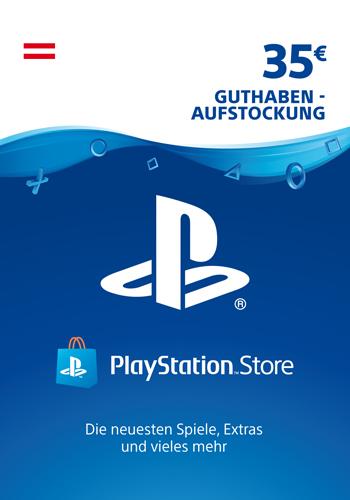 PSN Code  35  Euro AT Code wird als PDF Datei geliefert PlayStation Network