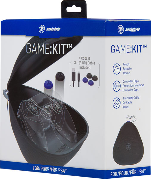 PS4 Game:kit  SNAKEBYTE