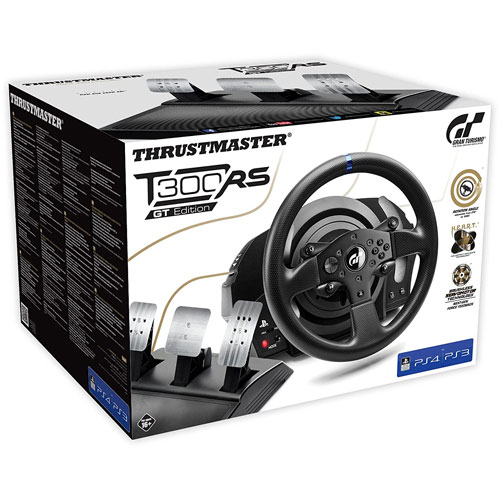 Multi Lenkrad T300 RS GT Edition (PS-4/PS-3/PC)  Thrustmaster