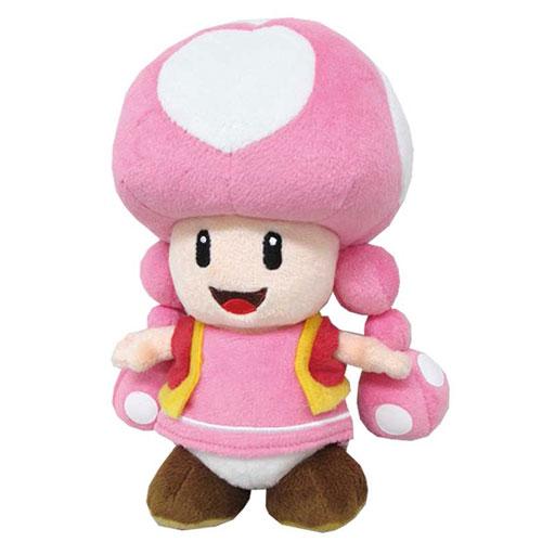 Merc Nintendo Plüsch Toadette 20cm