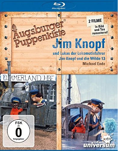 Augsburger Puppenkiste Jim Knop BR