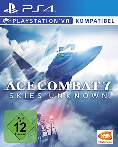 Ace Combat 7  PS-4 Skies Unknown
