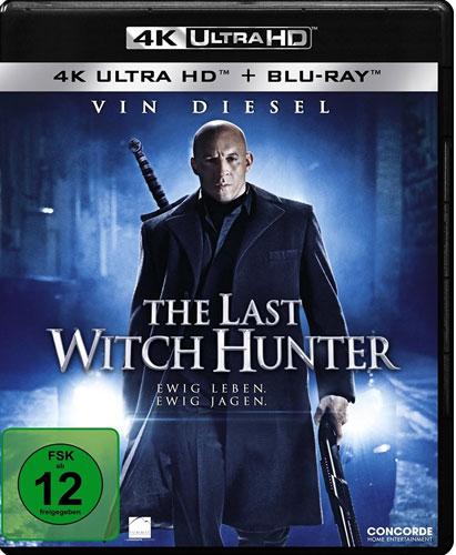 Last Witch Hunter, The (UHD+BR) 4K Min: 107/DTS-HD5.1/HD-1080p