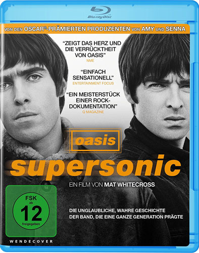 Oasis Supersonic BR