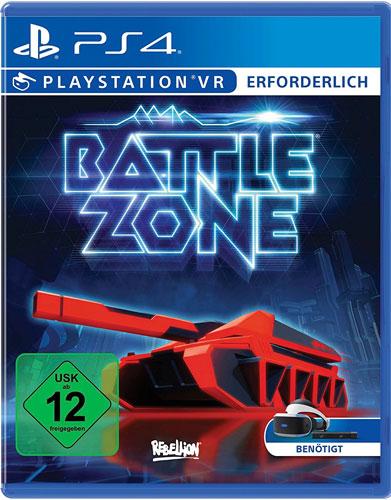 VR Battlezone  PS-4 VR wird benötigt