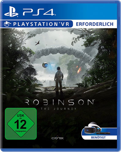VR Robinson The Journey VR wird ben�tigt PS-4
