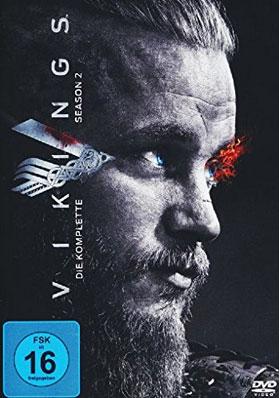 Vikings - Staffel #2 (DVD)  3Disc Min: /DD5.1/WS       Neuauflage