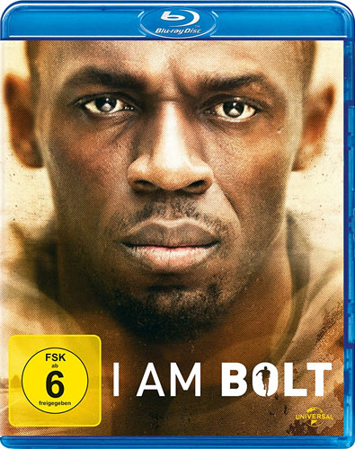 I Am Bolt DOKU Usain Bolt BR