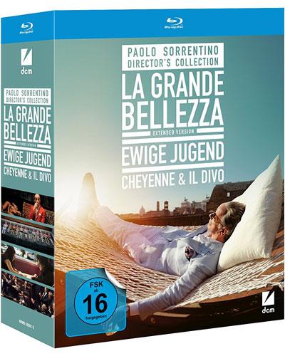 Sorrentino, Paolo - BOX (BR) 4Disc Min:  /DD/WS