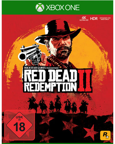Red Dead Redemption 2  XB-One