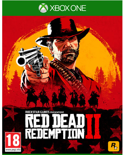 Red Dead Redemption 2  XB-One  AT