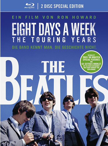 BEATLES - EIGHT DAYS A WEEK Special Edition BR