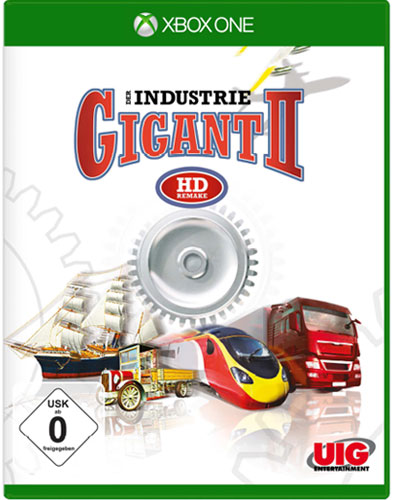 Industrie Gigant 2 HD Remake  XB-One